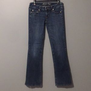 American Eagle jeans size 4 long